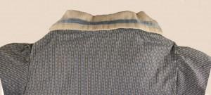 Collar detail of Dress