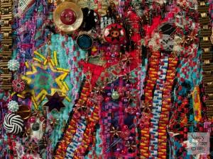 Decorative Machine Stitching 1