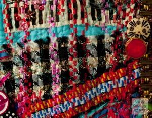 Decorative Machine Stitching 2