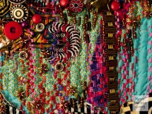 Decorative Machine Stitching 4